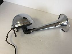 Working Trumpet Horn Sparton Ford Chevrolet Lincoln Buick Harley Cadillac