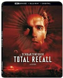 Total Recall Used - Very Good Dvd
