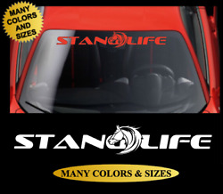 Stang Life Windshield