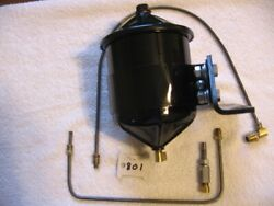 Oil Filter Canister Type Henry J And Willys 1951-54. Item 801