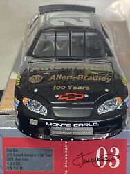 2003 Mike Bliss 20. • Rockwell Automation/bell Tower• Scale 124 •monte Carlo