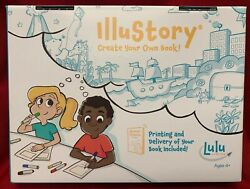 New Illustory, Create Your Own Story, Lulu Jr. Award Winning Project Multicolor