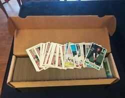 1979 Topps Baseball Complete Set 727-includes Both Bump Wills