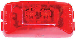 Led Side Marker Clearance Light Kit 2-7/8andquotx1-1/2andquot Red - Anderson Mari