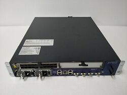 Juniper Mx5-t-ac 3d Universal Edge Router W/ Mic-3d-20ge-sfp And Dual Pwr-mx80-ac