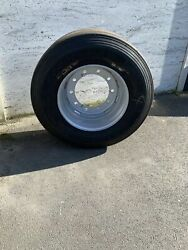 560/45-r19.5 Super Single Farm/const. Agri Use Fully Assembled New Wheel And Tyre.