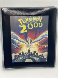Pokemon The First Movie Collector Cards, 2000 Burger King Cards