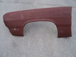 Nos 73-76 Plymouth Duster Lh Front Fender