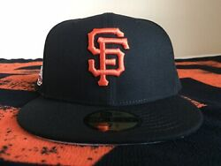 San Francisco Giants 2012 World Series 5950 Fitted Hat New Era Mens 7 3/4