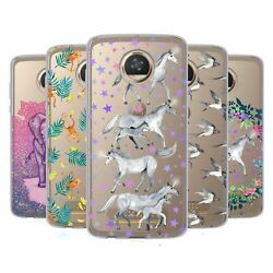 Official Micklyn Le Feuvre Animals 2 Soft Gel Case For Motorola Phones