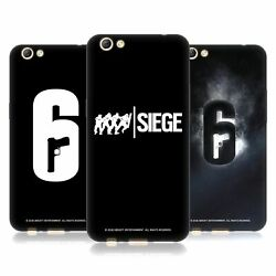 Official Tom Clancyand039s Rainbow Six Siege Logos Soft Gel Case For Oppo Phones