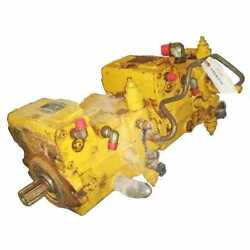 Used Hydraulic Pump - Tandem Compatible With Caterpillar 246 248 236 180-3006