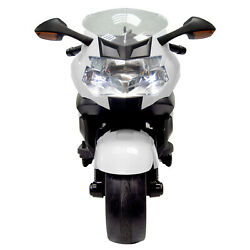 Best Ride On Cars Bmw 12v Motorcycle White