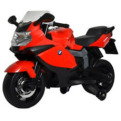 Best Ride On Cars Bmw 12v Motorcycle Red
