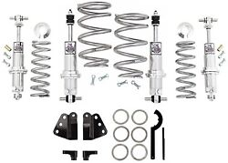 Vikingandreg Warrior Front And Rear Coil-overs - 4 Pack 10-11 Camaro Bb W/sway Bar Mt