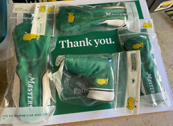 Masters Driver Utility Hybrid Putter Head Covers Angc Augusta