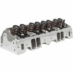 Air Flow Research 1068 227cc Race Cylinder Head - 65cc Chamber For Chevy New