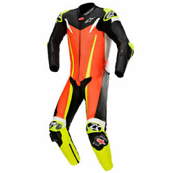 Alpinestars Gp Tech V3 Tech-air Compatible One Piece Suit Red / Black / Yellow