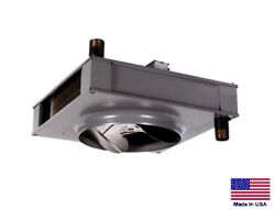 Unit Heater Hot Water / Hydronic - Commercial/industrial - 117600 Btu 2220 Cfm