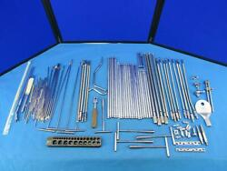 Lot Of Synthes Orthopedic Surgical Medical Instruments Swiss Made Tools