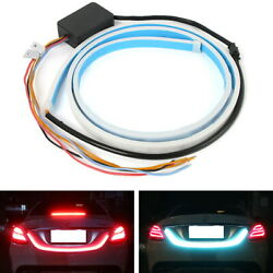 48-inch Multi-color Trunk Lid Gap Led Strip For Car Suv Tailgate Decoration