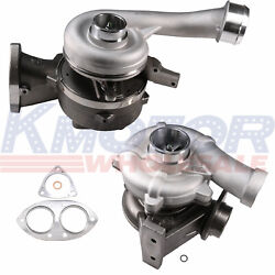 Turbochargers High And Low Pressure For Ford F-250 F350 F450 F550 2008-2010 6.4l