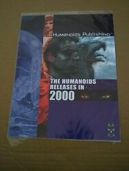 2000 Humanoids Publishing Releases Metabarons Promo Sealed Rare