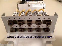 Waters Alliance Uplc, 5 Chambers,replacement Hplc Vacuum Degasser 289000622 New