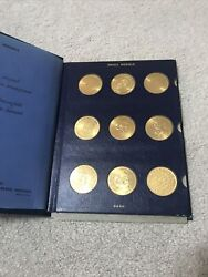Grand Lodge Of A.f. And A.m. Of Maryland Book Of Medals