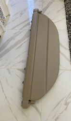 2003-07 Nissan Murano Trunk Rear Retractable Cargo Privacy Shade Cover Oem Tan