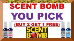 Buy 2 Get 1 Free Scent Bomb 100 Concentrated Air Freshener Spray U-pick 20+