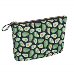 HAWEE Cosmetic Bags for Women Small Makeup Pouch Travel Toiletries Case Durable $13.47
