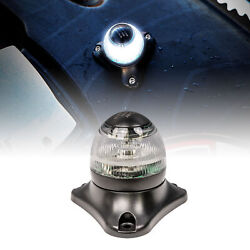 White Led Marine Navigation Anchor All-round Boat Light Uscg Abyc A-16 3nm