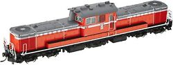 New Tomix Hoscale Dd51-1000 Cold Region Type Ps Ho-238 Model Train Diesel Locomo