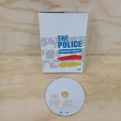 The Police - Synchronicity Concert Dvd 2005 - Tested