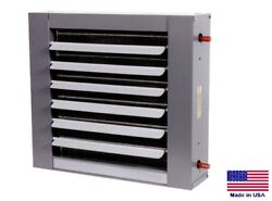 Unit Heater Hot Water / Hydronic - Commercial/industrial - 78400 Btu - 1800 Cfm