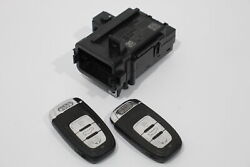 Audi A4 B8 A5 8t Ignition Barrell Switch And 2 Keys 8k0909131c