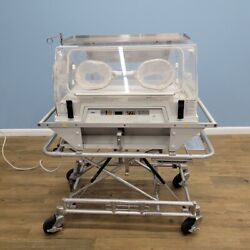 Drager Isolette Air Shields Ti-500 Transport Incubator