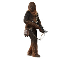 New Movie Masterpiece Star Wars Episode 4 / A New Hope Chewbacca 1/6 Scale