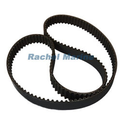 For Yamaha Outboard Marine Engine Timing Belt F150a Replaces 63p-46241-00