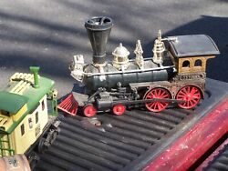 Jim Beam Commemorative/collector Train Cars 3. Regular Condition For Its Age