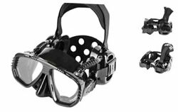 Proear Dive Mask With Ear Covers Scuba Diving Pressure Equalization Gear