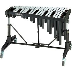 Yamaha Yv-2030ms 3.0 Octave Vibraphone Silver Bars Concert Frame Without Motor