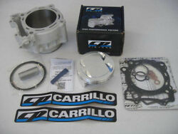 New Yamaha Yfz450x Stock Bore 95mm Cylinder Kit Cp Piston 12.51 Fit 2009-14