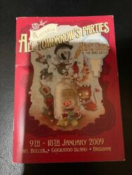 All Tomorrows Parties 2009 Nick Cave Bad Seeds Mt Buller Booklet Rare