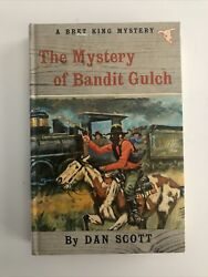 Bret King 9 The Mystery Of Bandit Gulch - Dan Scott 1964 Picture Cover Clean