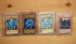 500+ Yugioh Cards Collection Ultra Rare, 1st Edition And Blueeyes