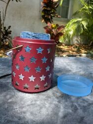 SCENTSY Full Size Warmer REVERE New with box 4th Of July Patriotic