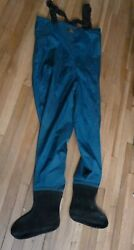Orvis Mens Wading Pants Boots Fishing Gear Large