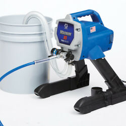 Graco X5 262800 Magnum Electric Airless Paint Sprayer W/ Wty And New Hose